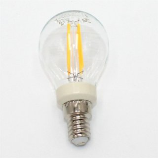 Philips LED-Lampen LEDClassic 40W P45 E14 WW CL D SRT4
