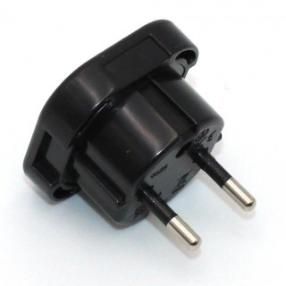 Reisestecker UK > DE / EU Steckdosenadapter Adapter UK England > Deutschland