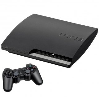 Sony PlayStation 3 slim 320 GB [inkl. Wireless Controller] [2011]