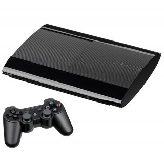 Sony PlayStation 3 super slim 500 GB [inkl. Wireless Controller] [2012]