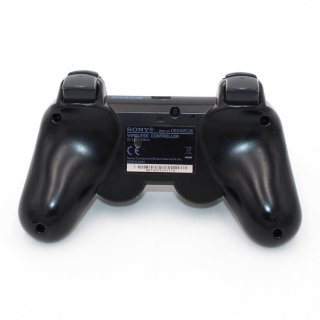 Original Sony Playstation 3 PS3 Dualshock 3 Wireless Controller Schwarz