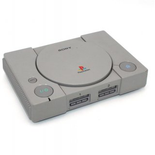 Sony Playstation PS1 SCPH-7502 Video Game Konsole gebraucht USK 18