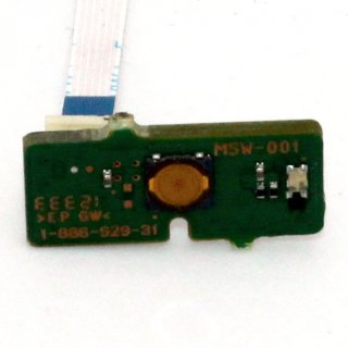 Power button board for PS3 Super Slim 4000 CECH-4000 MSW-K02