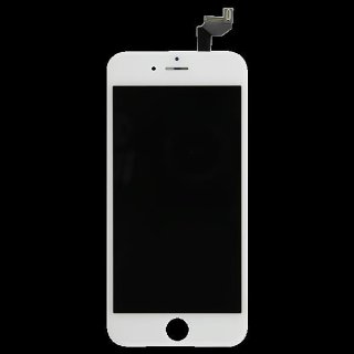 LCD Display Retina für iPhone 6S+ Plus Glas Scheibe Komplett Front weiss